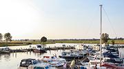 jachthaven steenwijk in Overrijsel Friesland